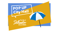 Pop up City Hall Graphic