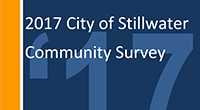 2017 City of Stillwater Community Survey Graphic
